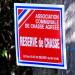 Niet jagen in Frankrijk