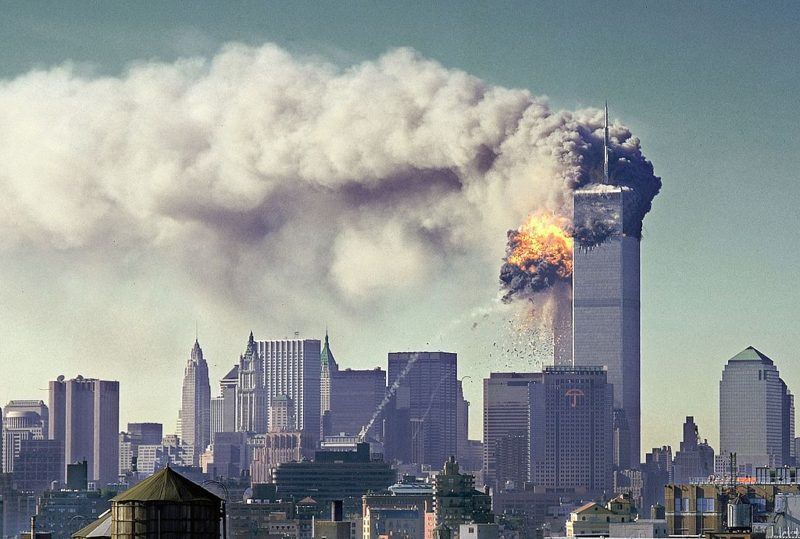 9/11 in La Courtine