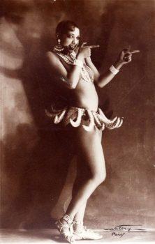 Het roemrichte bananenokje van Josephine Baker