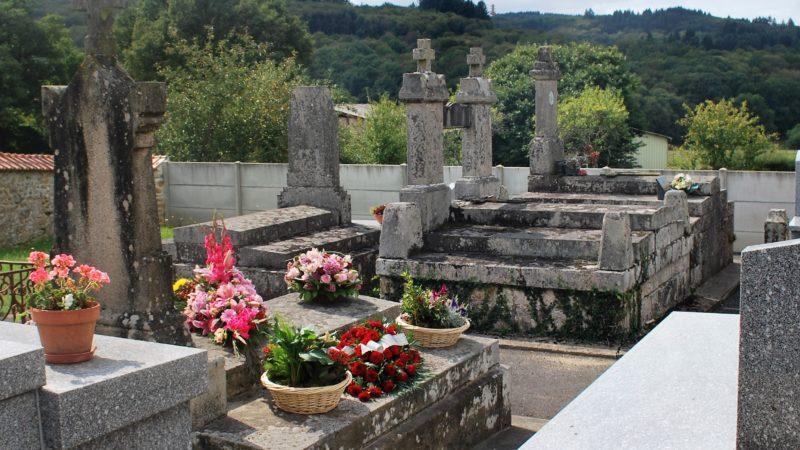 Een crematie in Limoges