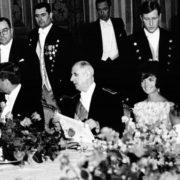 Aan tafel met De Gaulle