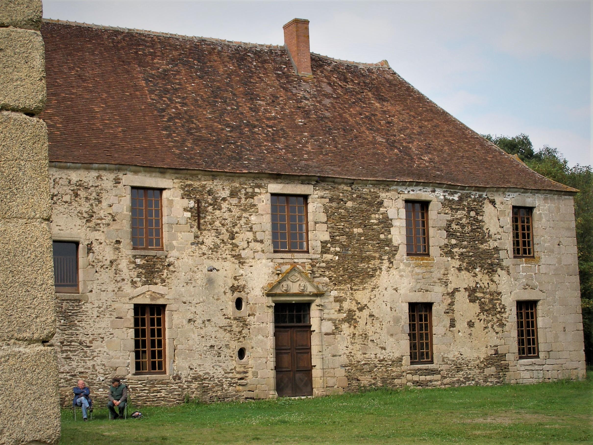 Het klooster van Bétête